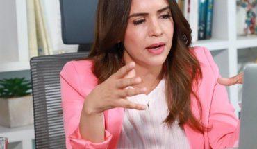 Clara Luz, propone cámaras corporales a policías