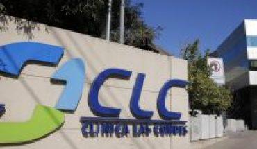 """Clínica Las Condes interpone nueva querella contra exgerente general:acusa perjuicios por """"recibir pacientes de Covid-19 en exceso"""""""