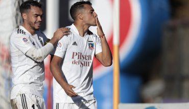 Colo Colo entró a la zona de los líderes tras vencer 2-0 a Huachipato en el CAP