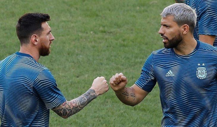 Con Agüero como sorpresa, Scaloni dio la lista de convocados a la selección