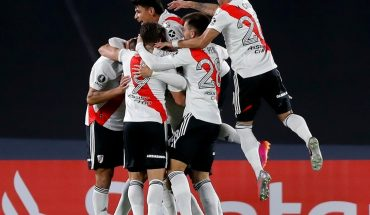 Con Enzo Pérez al arco, River le gana 2 a 0 a Independiente Santa Fe