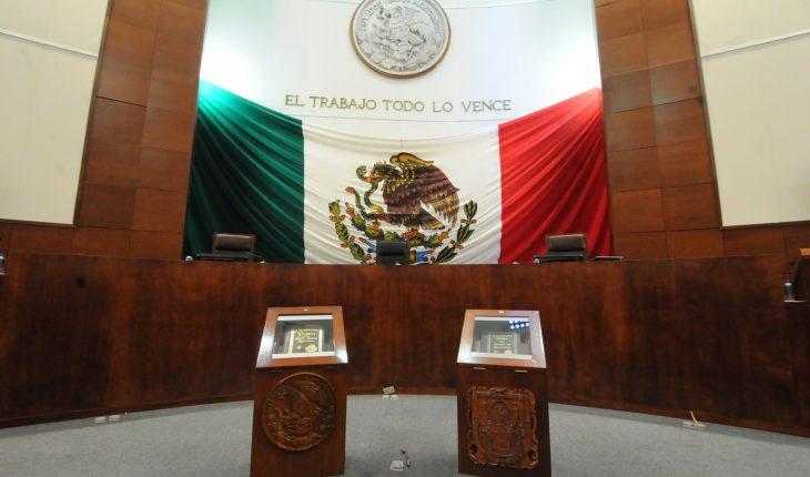 Congreso de Zacatecas vota a personajes ficticios, evade designación real
