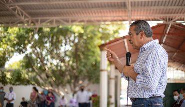 Constata Raúl Morón apoyo de Huetamo a la 4T