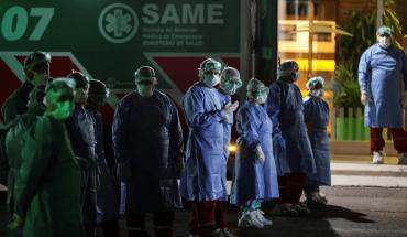 Coronavirus en Argentina: 16.350 nuevos casos y 270 muertes en 24 horas