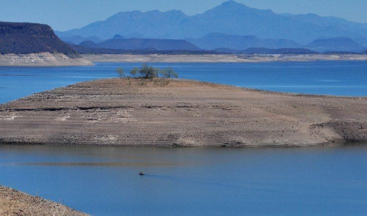 Críticos los embalses de las presas en Sinaloa por sequía