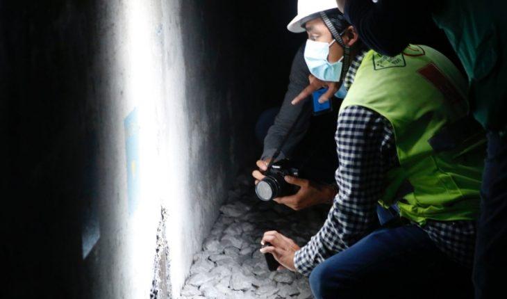 Desde 2014 detectaron fisuras y problemas de drenaje en viaducto elevado de L12