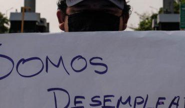 Desempleo en México sube a 4.4% en primer trimestre de 2021