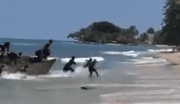 Detienen a inmigrantes en Puerto Rico tras llegar en una lancha