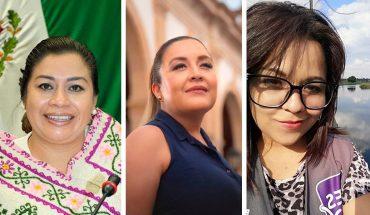 Doblemente difícil ser mujer y candidata en Michoacán: Misael García