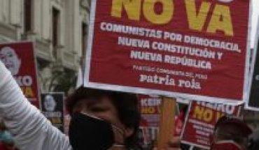 El antifujimorismo impulsa su propia campaña electoral contra Keiko Fujimori