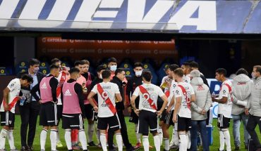 El arco de River: cuatro candidatos y un apartado de FIFA que lo respalda