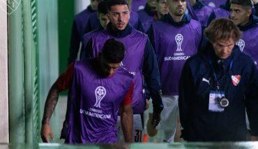 El plantel de Independiente fue liberado tras dar negativo en los controles