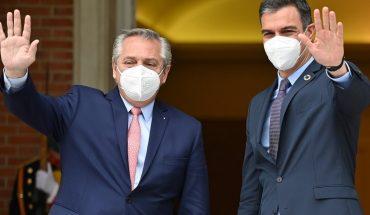 El presidente español Pedro Sánchez visitará Argentina en junio