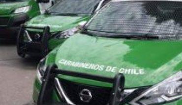 El voto político de un concejal de Peñalolén que se opuso a la donación de vehículos a Carabineros por falta de transparencia