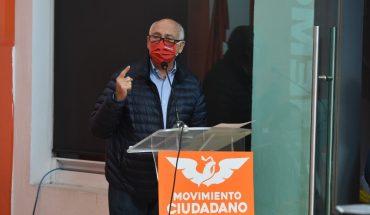 En tiempos de pandemia los actos masivos son irresponsables: Luis Manuel Antúnez