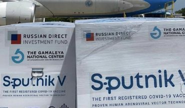 Esta tarde parte un nuevo vuelo rumbo a Moscú para traer más vacuna Sputnik V
