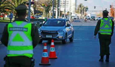 Este lunes comienza a regir el calendario de restricción vehicular 2021