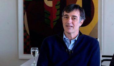 """Esteban Bullrich contó que Cristina Kirchner lo llamó por su enfermedad: """"Me emocioné"""""""