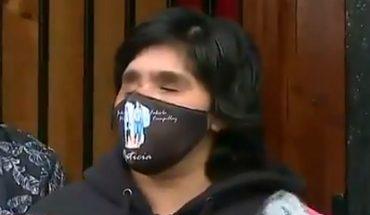 """Fabiola Campillai en comisión investigadora de la Cámara: """"Sólo pido justicia y reparación"""""""