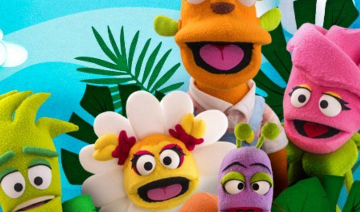 Garden Academy llega al canal infantil de Youtube