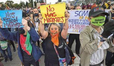 Gobierno colombiano se defiende ante denuncias de la comunidad internacional