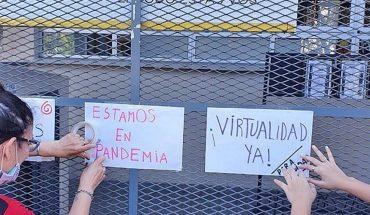 Gremios docentes confirman un paro para este lunes en la Ciudad