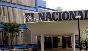 Guardia Nacional Bolivariana y del Poder Judicial embargaron la sede del periódico venezolano El Nacional