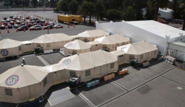 IMSS ha atendido a 7 mil pacientes en el Autódromo Hermanos Rodríguez