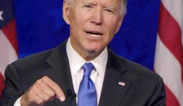 Joe Biden condena desviación de avión en Bielorrusia