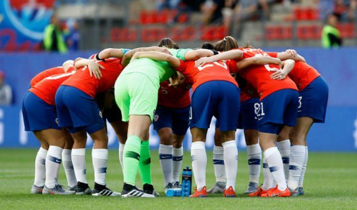 """La """"Roja"""" femenina enfrentará un amistoso ante Alemania en la previa de los JJ.OO."""