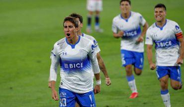 La UC venció 3-1 a Nacional en San Carlos y sumó sus primeros puntos en la Libertadores
