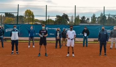 Las federaciones de tenis y básquet anunciaron la suspensión de torneos