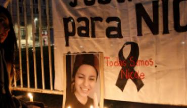 Lesbocidio de Nicole Saavedra: convocan a organizaciones feministas a firmar declaración para exigir la transmisión en vivo de la audiencia en contra de Víctor Pulgar
