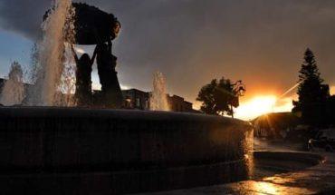 Lluvias fuertes en Michoacán, Coahuila y Chiapas,