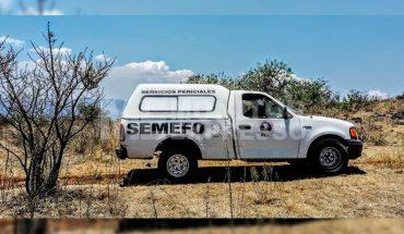 Localizan restos óseos de tres personas al Sur de Morelia, Michoacán