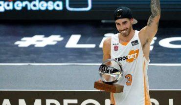 """Luca Vildoza se despidió de Baskonia: """"Jugar en la NBA es el sueño máximo"""""""