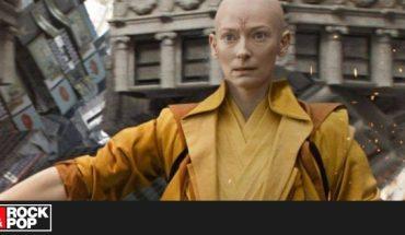Marvel se arrepiente de elegir a Tilda Swinton para polémica personaje