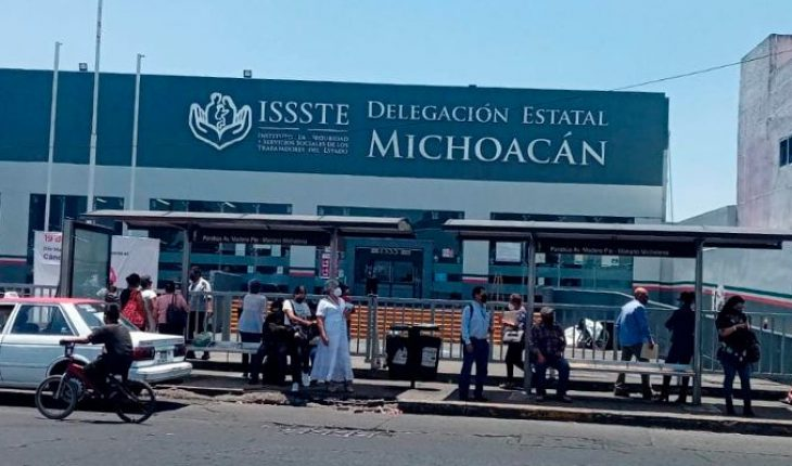 Más de 166 mdp adeuda Michoacán al ISSSTE