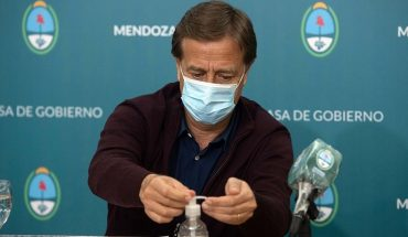 Mendoza retomará las clases presenciales