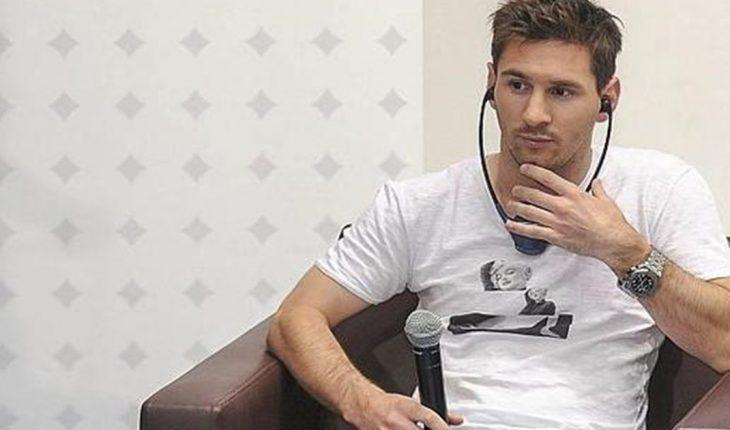 """Messi llegó a los 200 millones de seguidores: """"Basta del abuso en las redes"""""""