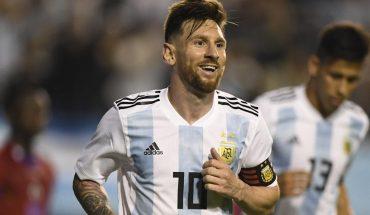 """Messi, sobre la Copa América: """"Tengo muchísimas ganas de estar otra vez"""""""