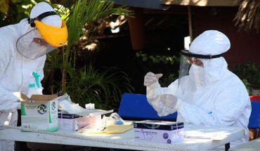 México suma mil 93 nuevos casos de COVID; contagios han bajado 14%