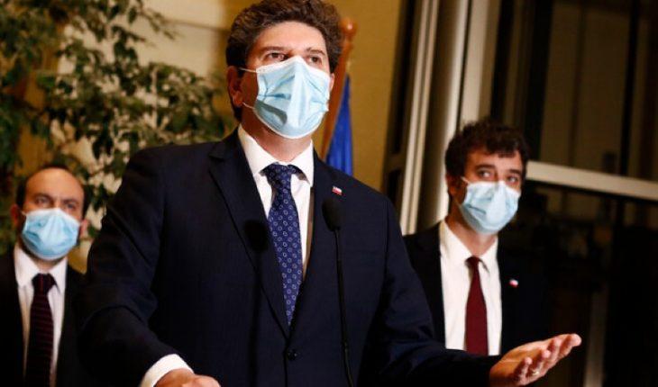 Ministro Cerda lamentó rechazo de reintegro tras aprobación de bono de $200 mil