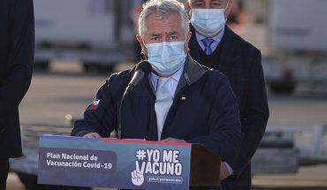 Minsal reforzó el llamado a vacunarse contra el Covid-19 ante aumento de contagios