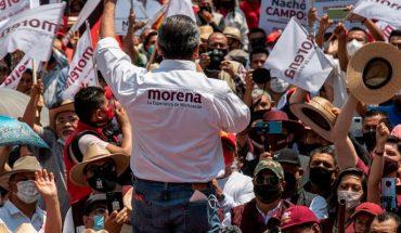 Morena pondrá un alto a la corrupción en Michoacán: Raúl Morón