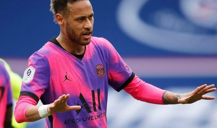 Neymar termina la ilusión de Barcelona: renovará con PSG hasta 2026
