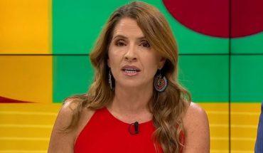 """""""No me caricaturices: El tenso diálogo entre Monserrat Álvarez y Julio César Rodríguez durante el matinal"""