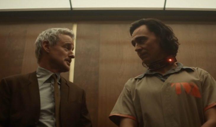 """Nuevo avance de """"Loki"""": Tom Hiddleston en un diálogo clave con Owen Wilson"""