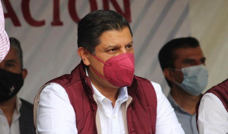 """Para MORENA fue un logro desaparecer el FONDEN """"caja chica"""" de funcionarios y empresarios, indicó Ignacio Campos"""
