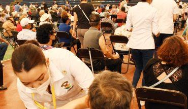 Piden respetar programa de vacunación Covid-19 en Los Mochis